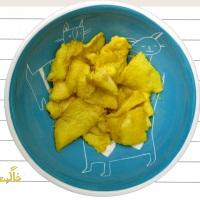 khahgineh - Sugar Omelet