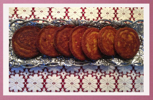 Shami round kotlet Persian food by Fig & Quince (Persian food & culture blog)