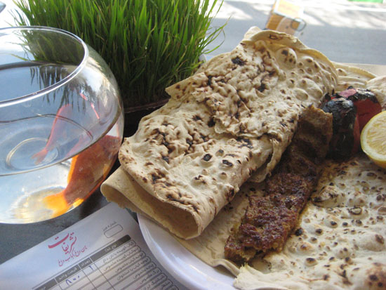 Tehran Cuisine of Tehran, Popular Food of Tehran
