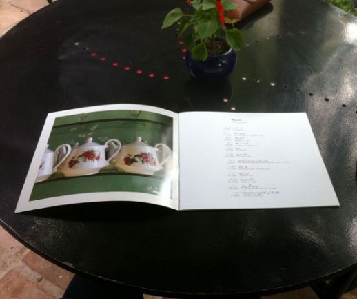 Tehran cafe khoshnevisan Iran charming popular hangout menu