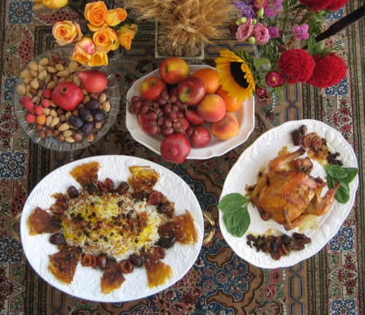 Persian Feast | Mehregan 2014