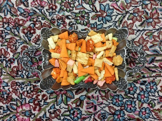 snack Persian gulf carpet