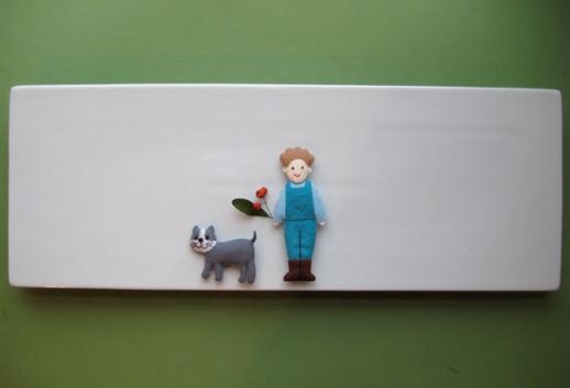 1a puppet animation holiday Christmas greeting card Season