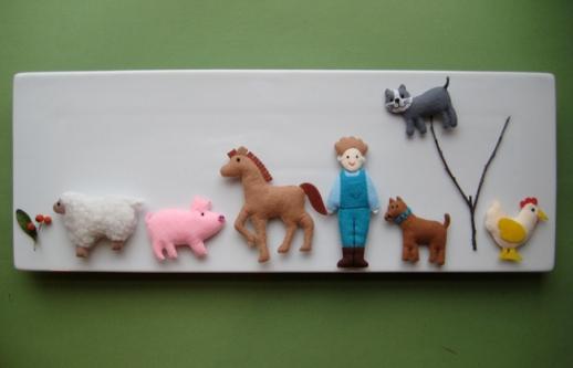 2b puppet animation holiday Christmas greeting card Season