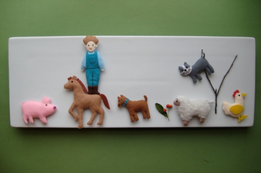 4b puppet animation holiday Christmas greeting card Season