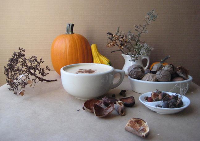 01-B-Persianized Pumpkie Pie Latte Coffee Nooshidani hot