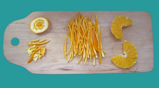 10candied orange peel Persian food