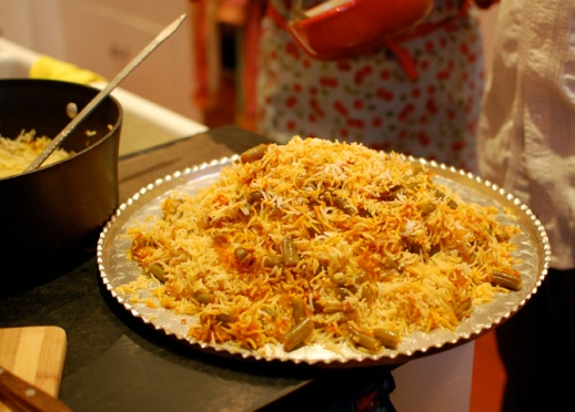 3how-to-make-rice-polo-tadig-Persian Food-kitchen-blog