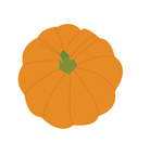 4 illustration vector pumpkin thanksgiving