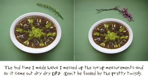40-Lentil-halva-sweet-Recipe-Vegetarian-PersianFood-IranianCooking