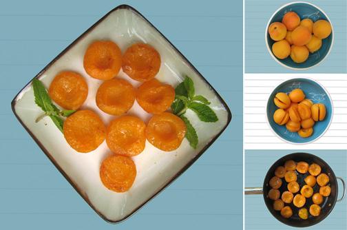 Maloos Zardaloo (Charming Apricot)