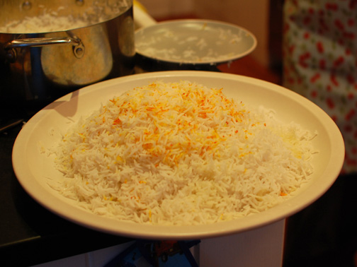 Persian Rice 101:  How to Make the Perfect Persian Rice