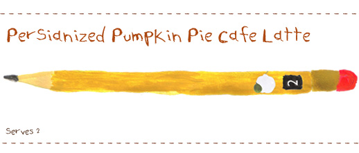 Pumpkin Cafe Latte