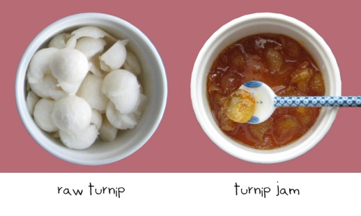 turnip-beforeAfter-shalgam-jam-caramelized-Persian-cuisine-food-blog-Fig-Quince