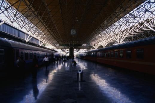 Train station Tehran
