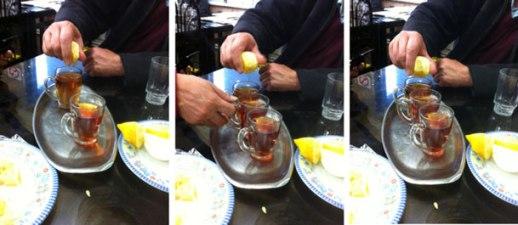 Chasing kaleh pacheh  with chai va limoo | Tehran, Iran