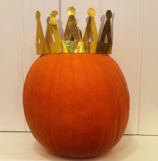 Pumpkin coronation king crown Persian food blog Iran cooking culture