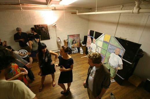 artists art gallery brooklyn new york paintings