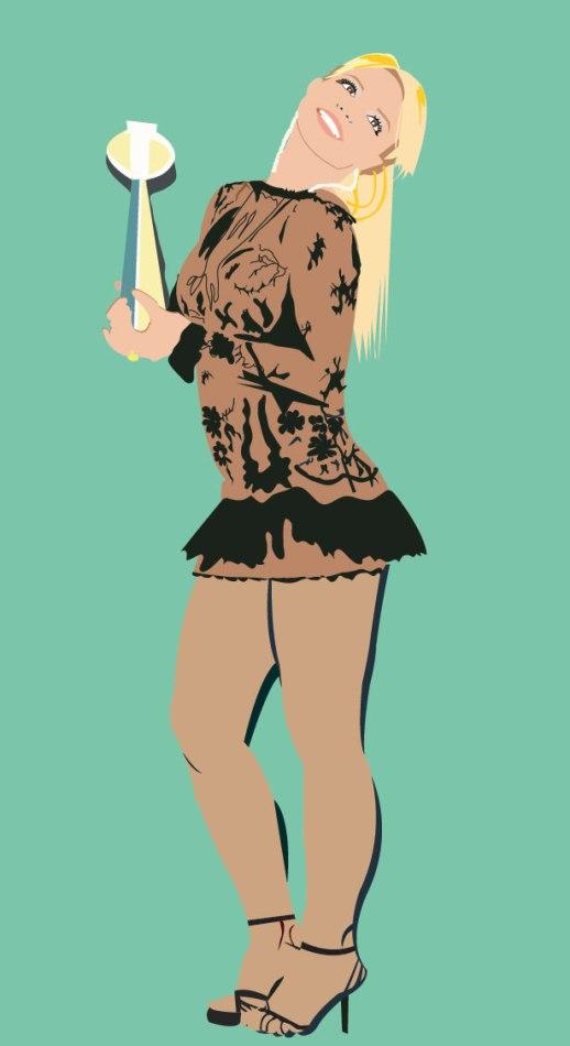 Britney-Spears-Illustration-digital