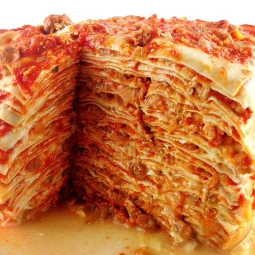 Del Posto 100-layer lasagna Eater article