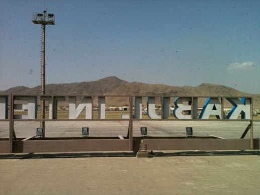 Kabul Afghanistan International Airport | Arriving to Afghanistan