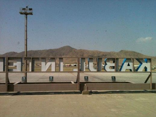 Kabul Afghanistan International Airport | Arriving to Afghanistan