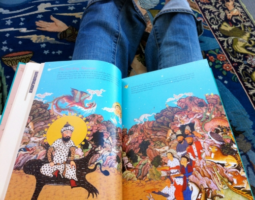 Shahnameh-illustrated-epic-book-kings-Persian-jeans