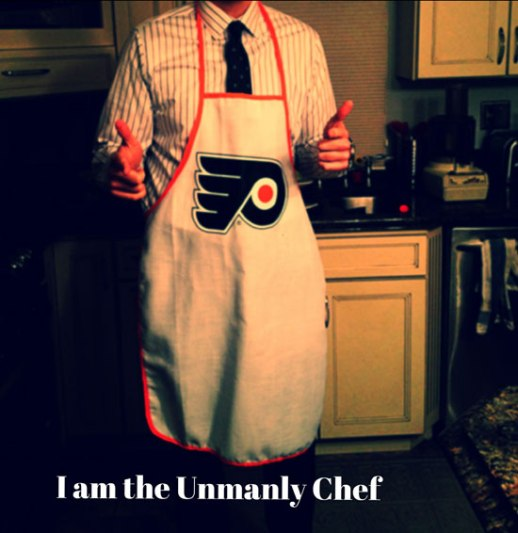 Unmanly Chef Persian food blogger