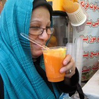 Some Exotic, Eccentric & Delicious Iranian Drinks