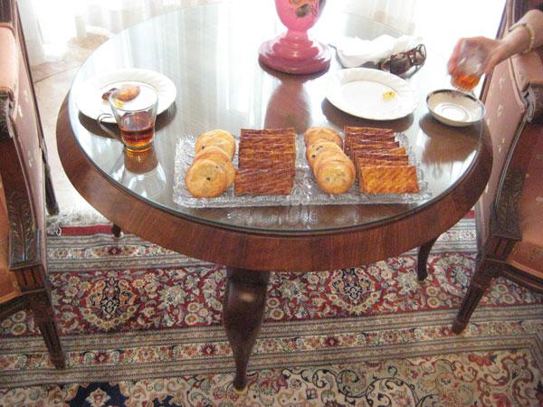 Mehmooni Persian Party Tea Pastry Shirini Chai Ch Chy Chayee