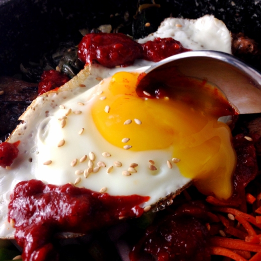 Dolosot bibimbap Korean Persian -01