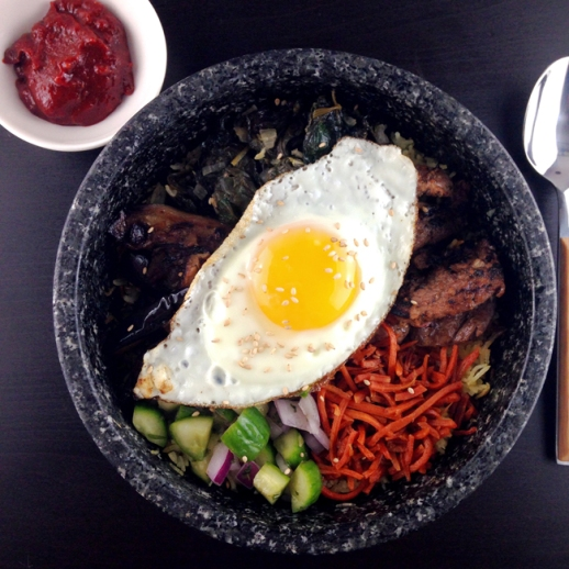 Dolosot bibimbap Korean Persian -03