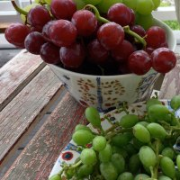 Ghoreh & AbGhoreh غوره وآبغوره | Sour Grapes & Verjuice