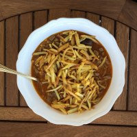 Khoresh Gheimeh Sibzamini | French Fries Stew